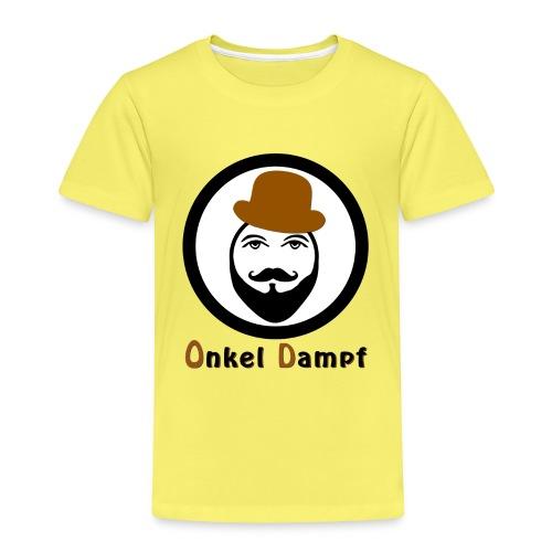 onkel dampf handy case - Kinder Premium T-Shirt