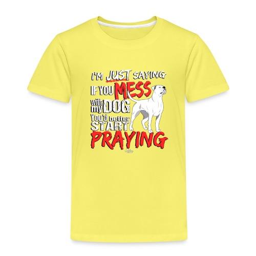 ambpraying - Kids' Premium T-Shirt