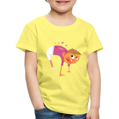 AUA Rücken - Kinder Premium T-Shirt