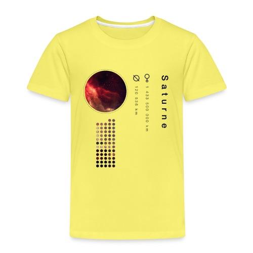 Saturne - T-shirt Premium Enfant