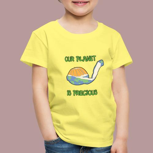 Our planet is precious - T-shirt Premium Enfant