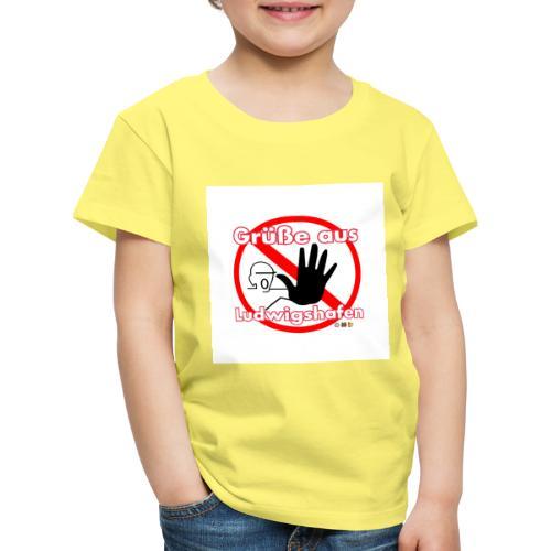 Ludwigshafen - Kinder Premium T-Shirt