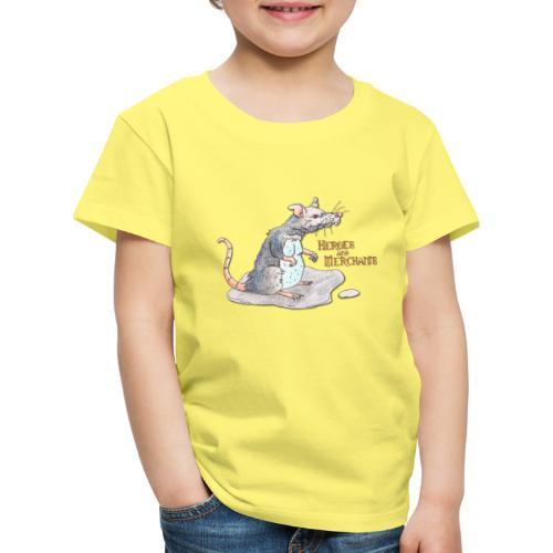 Rat - Kinder Premium T-Shirt