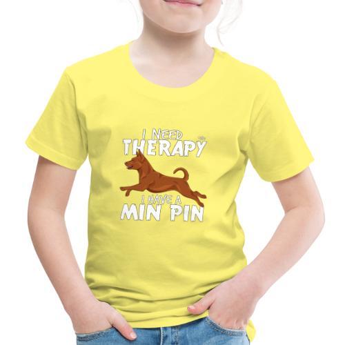 minpintherapy - Lasten premium t-paita
