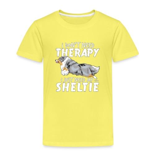 sheltietherapy4 - Kids' Premium T-Shirt