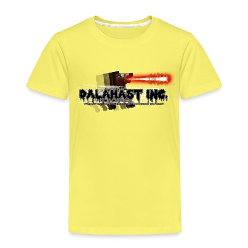 Dalahäst Inc Logo - Premium-T-shirt barn