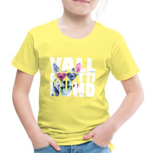NASSU Göötti Väri - Lasten premium t-paita