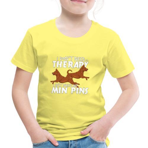 minpinstherapy - Lasten premium t-paita