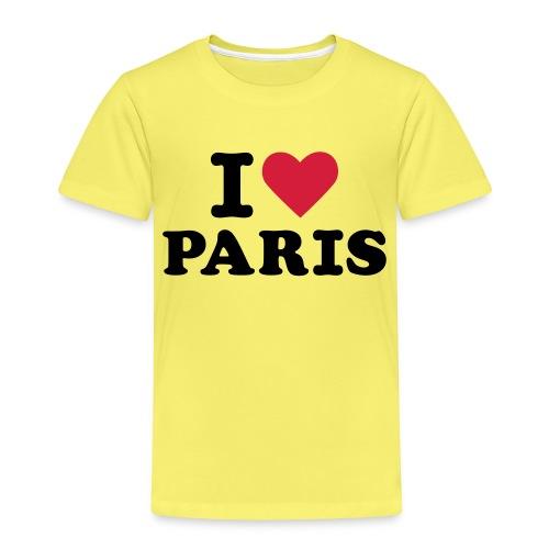 I Love Paris 3 - T-shirt Premium Enfant
