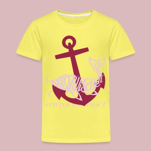 Koordinaten BZ Wels - Kinder Premium T-Shirt