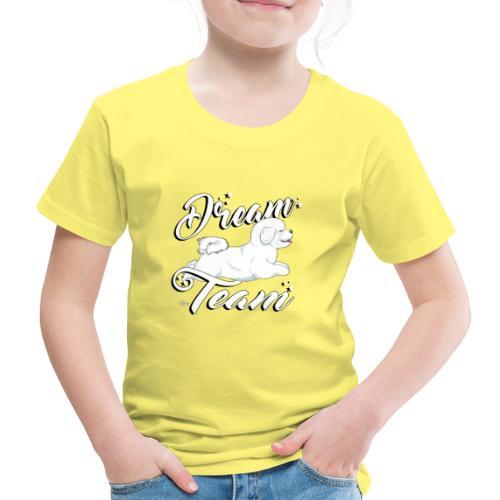 bichondreamteam - Lasten premium t-paita