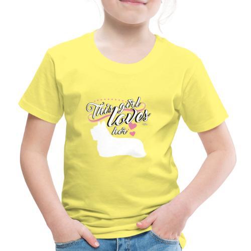 skyegirl - Lasten premium t-paita