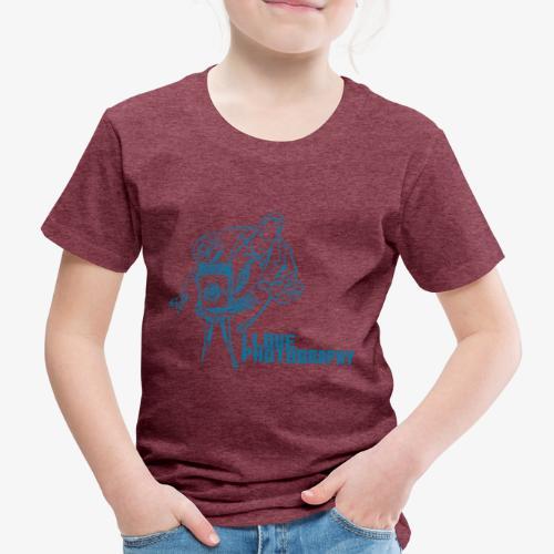Photography - Camiseta premium niño