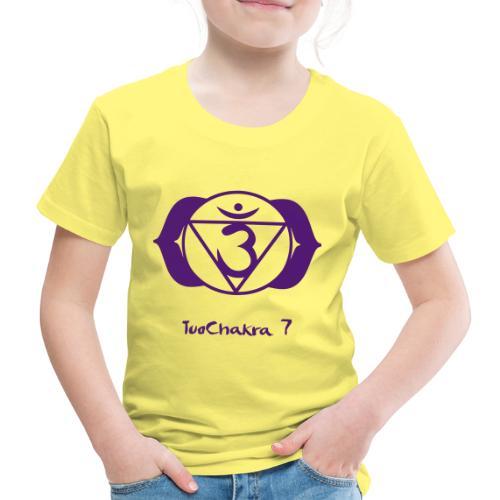 tuochakra 7 - Maglietta Premium per bambini