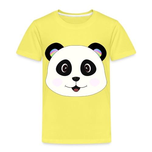 panda rainbow - Camiseta premium niño