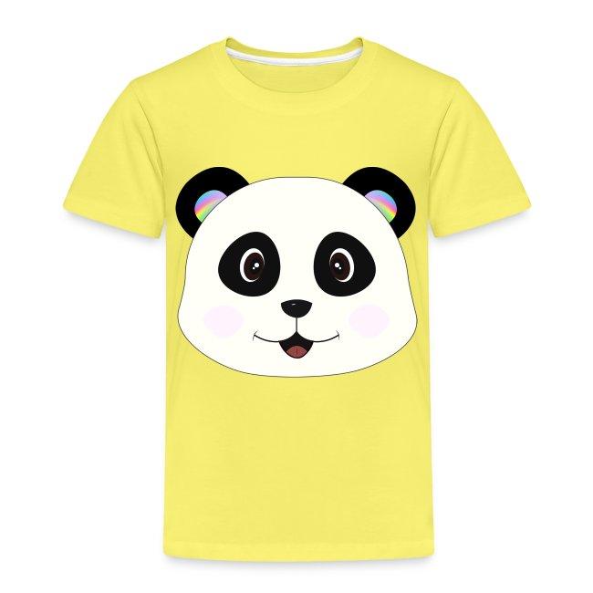 panda rainbow