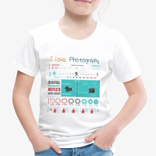 Photography 4 - Camiseta premium niño