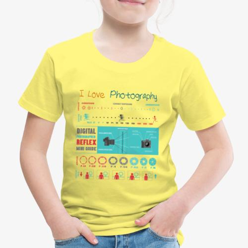Photography 4 - Camiseta premium niño