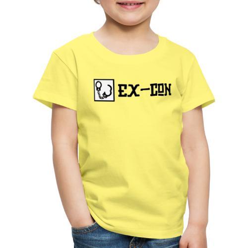 biglogoexcon - Kids' Premium T-Shirt