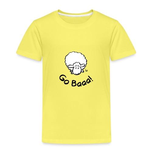 Schafe gehen Baaa! - Kinder Premium T-Shirt