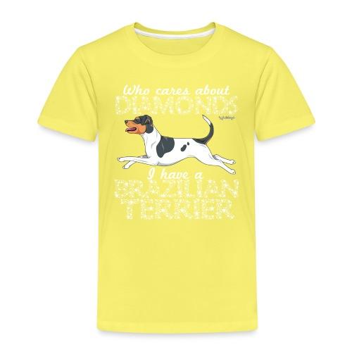 braziliandiamonds6 - Kids' Premium T-Shirt