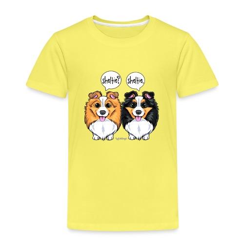 Sheltie Sheltie - Kids' Premium T-Shirt