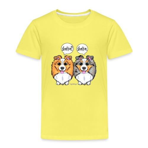 Sheltie Sheltie 3 - Kids' Premium T-Shirt