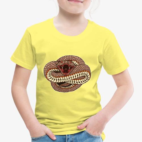 Wild und gefährlich - Kinder Premium T-Shirt