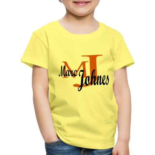 Marc Johnes - Kinder Premium T-Shirt