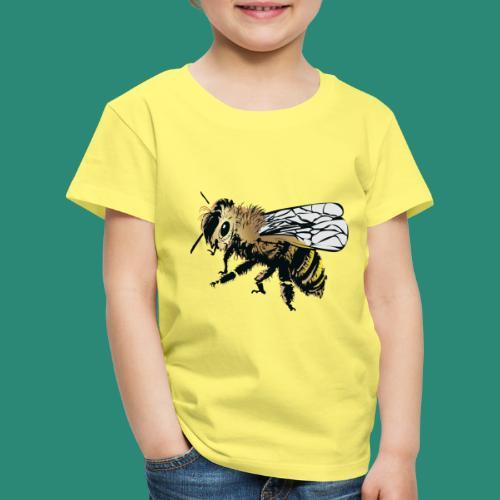 Wespe - Kinder Premium T-Shirt