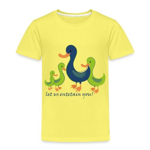 Entetain - Kinder Premium T-Shirt