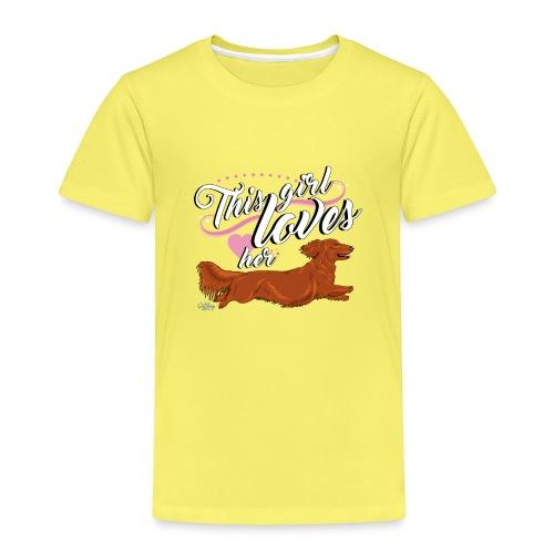 pitkisgirl5 - Kids' Premium T-Shirt