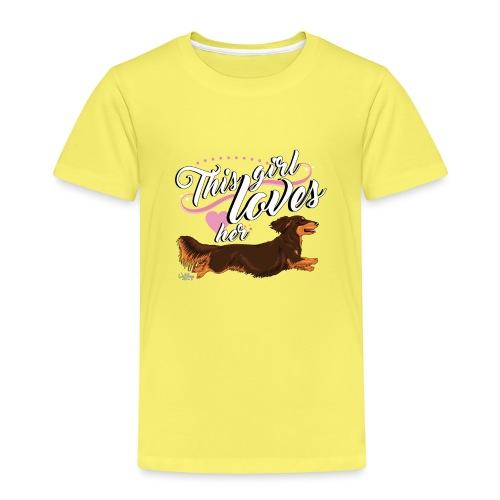 pitkisgirl2 - Kids' Premium T-Shirt