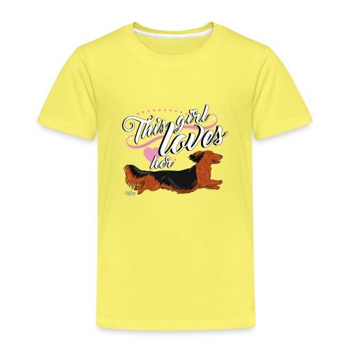 pitkisgirl4 - Kids' Premium T-Shirt