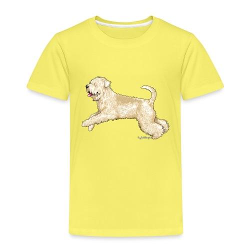 Soft Coated wheaten Terrier - Kids' Premium T-Shirt