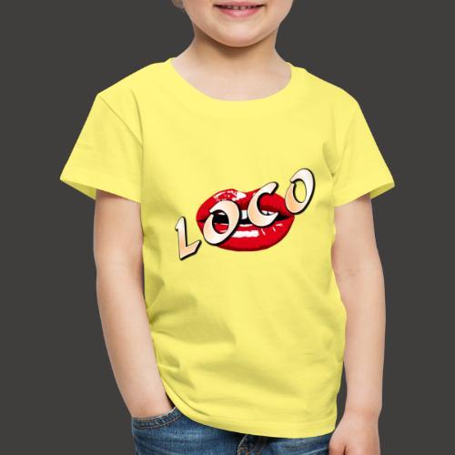 LOCO - Kinder Premium T-Shirt