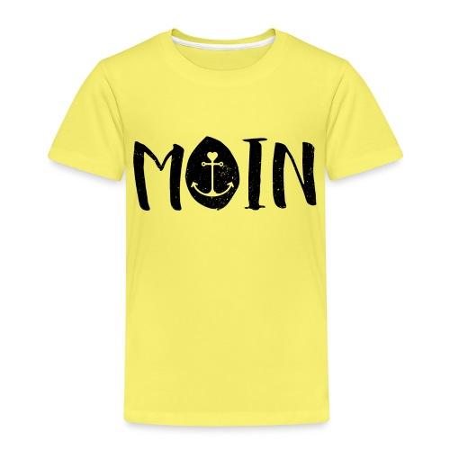 MOIN mit Anker - Kinder Premium T-Shirt