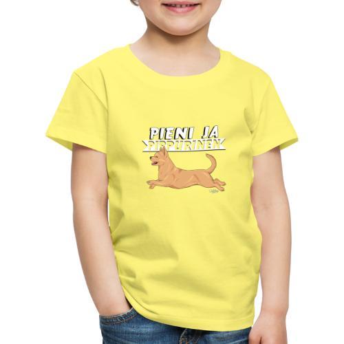 chihupippuri5 - Lasten premium t-paita