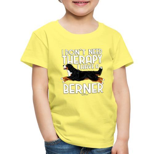 Bernese Berner Therapy 4 - Lasten premium t-paita