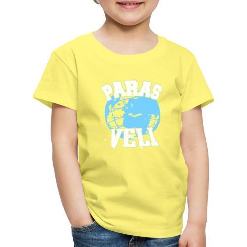 Maailman Paras Veli - Lasten premium t-paita