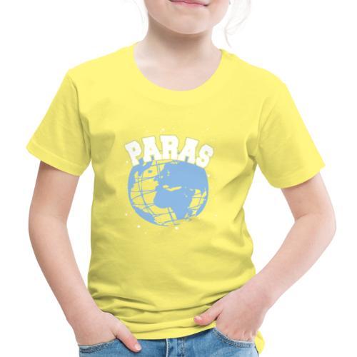 Maailman Paras Sininen - Lasten premium t-paita