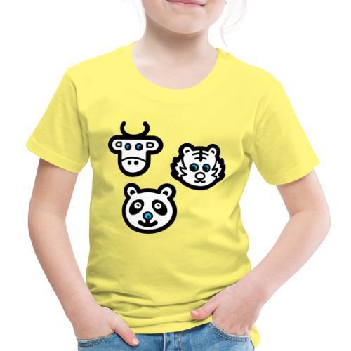 Das Trio - Kinder Premium T-Shirt