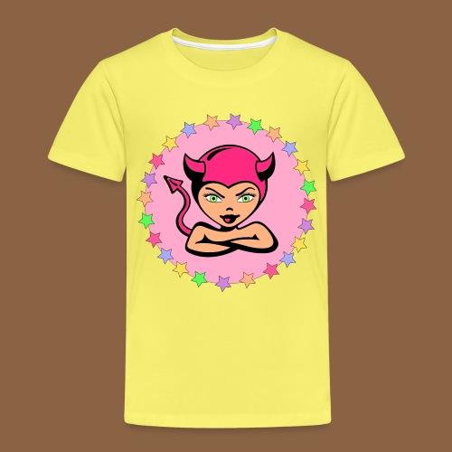 Kawaii Cute Face - Kinderen Premium T-shirt