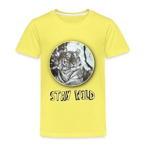 tiger5 - Kinder Premium T-Shirt