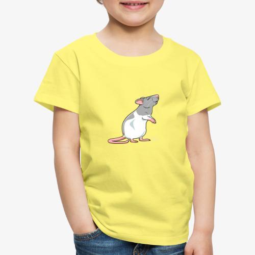 Råtta XIV - Lasten premium t-paita