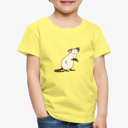 Råtta XI - Lasten premium t-paita