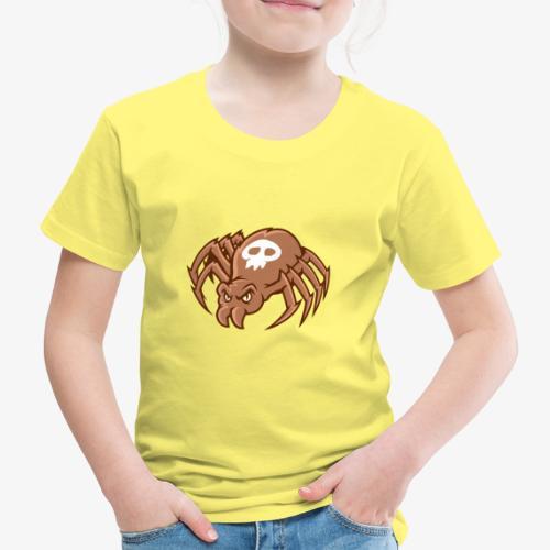 Angry Spider - Lasten premium t-paita