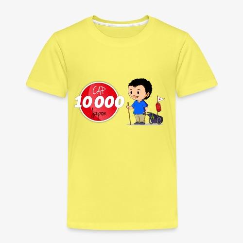 Logo Cap 10 000 Japon - T-shirt Premium Enfant