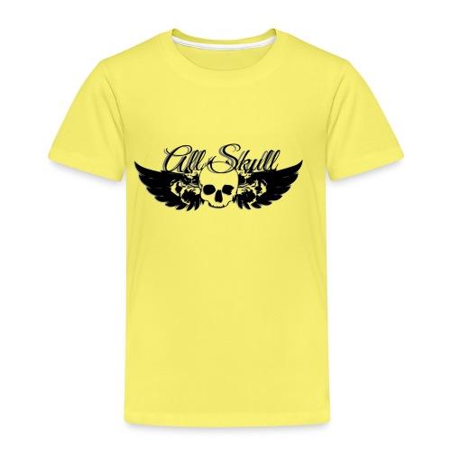 AllSkull - Camiseta premium niño