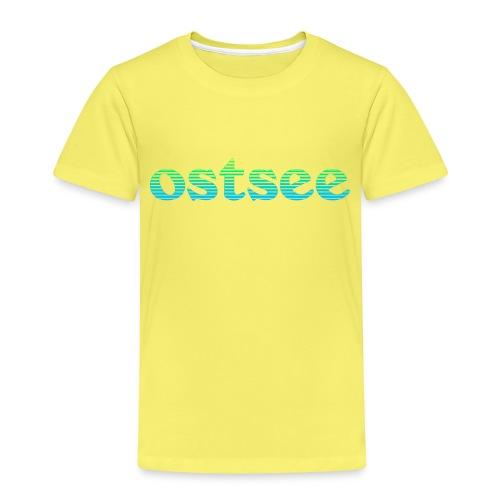 Ostsee Streifen - Kinder Premium T-Shirt